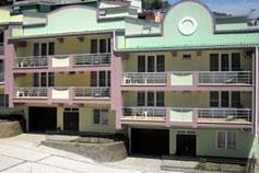 Гостиничный комплекс Эйлат в поселке Партенит