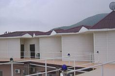 Мотель Сальвадор в поселке Партенит