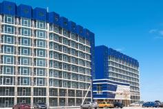 Севастополь. Отель Аквамарин