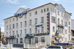 Севастополь. Отель Морской