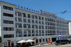 Севастополь. Отель Украина