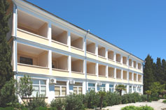 Симеиз. Гостиница Семерка на берегу