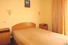 Симеиз. Гостиница отель Семёрка. Стандарт