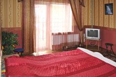 Гостиница Атрий в Симеизе. Двухкомнатный люкс