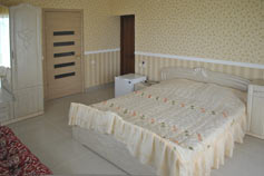 Гостиница Атрий в Симеизе. Однокомнатный люкс