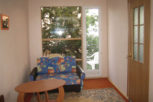 Частная мини-гостиница в Симеизе. Двухкомнатный люкс