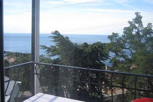 Частная мини-гостиница в Симеизе. Однокомнатный номер. Балкон