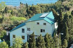 Частная мини-гостиница в Симеизе