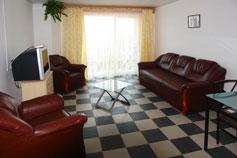 Гостиница Куршавель. Люкс двухкомнатный