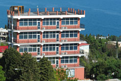 Частный гостевой дом в Симеизе
