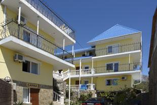Гостиница Атрий в Симеизе