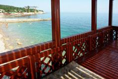 Дом со своим пляжем Симеизе