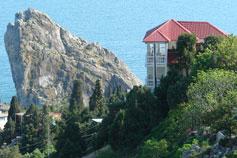 Частный гостевой дом Таис в Симеизе