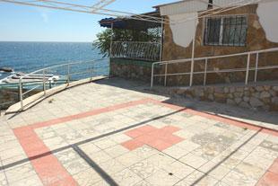 Симеиз. Гостевой домик на берегу