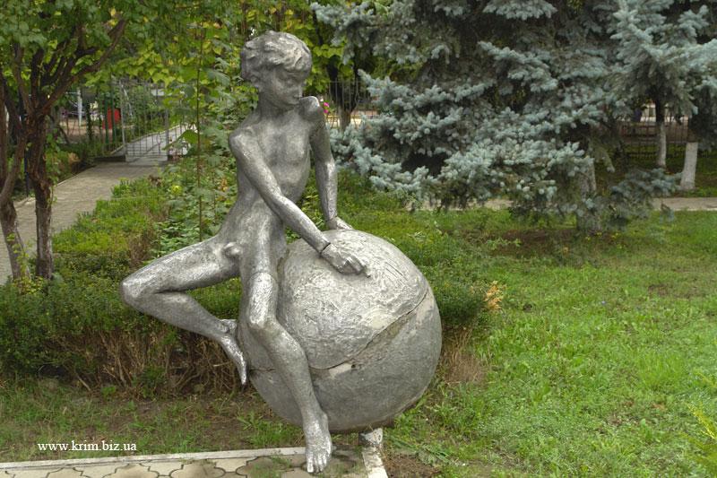 Симферополь. Скульптура