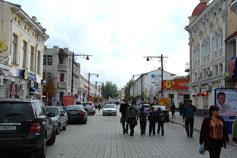 Город Симферополь, центр