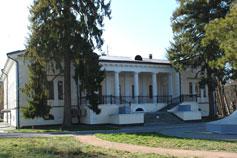 Симферополь. Дом графа Воронцова