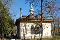 Симферополь. Флигель в Воронцовском саду