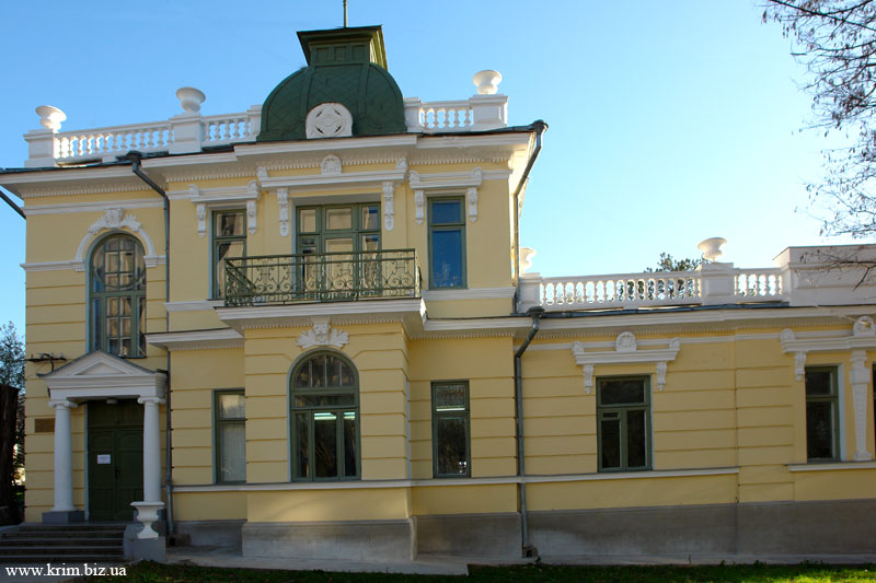 Симферополь. Особняк