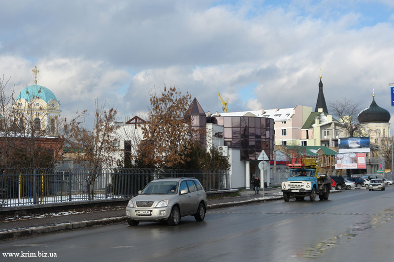 Картинки симферополь зима