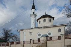 Мечеть Кебир-Джами 1508 года в Симферополе