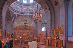 В Свято Петро-Павловском кафедральном соборе г. Симферополя