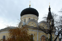 Свято Петро-Павловский кафедральный собор в г. Симферополе