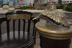 Симферополь. Памятник Суворову