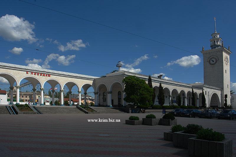 Симферополь. Ворота Крыма
