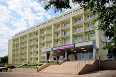 Гостиница Спортивная в Симферополе