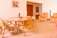 Гостиница Украина в Симферополе. Люкс