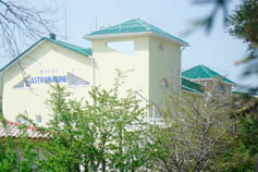 Судак. Гостиница Астромарин