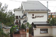 Гостиница Элегант в Судаке