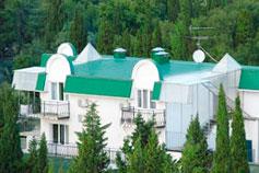 Гостиница, отель Ева в Судаке
