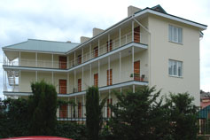 Гостиница Европа в Судаке