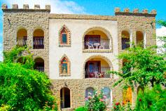 Гостиница, отель Крепость в Судаке