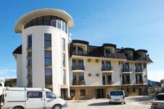 Гостиница, отель Резидент в Судаке
