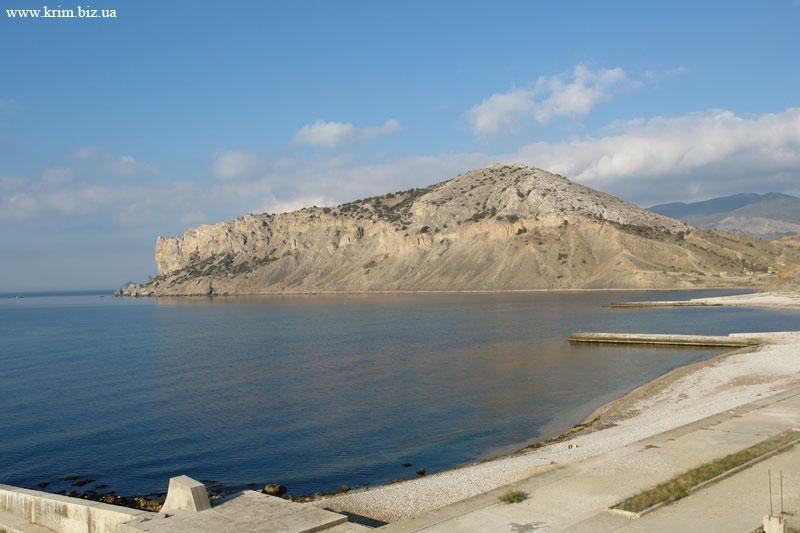 Судак окрестности. Море горы