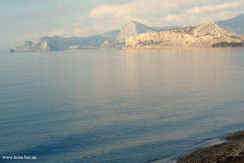 Морская панорама