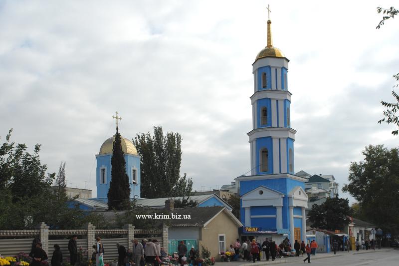 Судак. Свято-Покровский храм