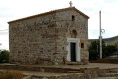 Судак. Средневиковый греческий храм св. Параскевы