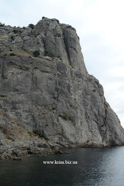 Судак. Крепостная гора