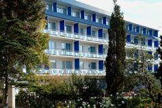 Гостиница, отель Сурож в Судаке