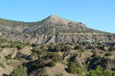 Горы вокруг Судака