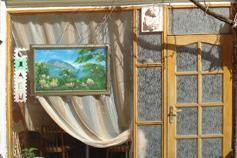 Мини-гостиница Golden Fish в поселке Утес (Большая Алушта)