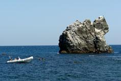 Утёс фото - отдыха на море