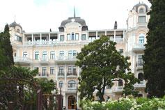 Клуб-отель Вилла Елена в Ялте