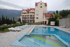 Отель Крымский в Ялте