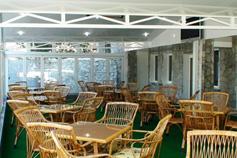 Отель Крымский в Ялте. Кафе