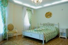 Отель Шестой элемент. Спальня